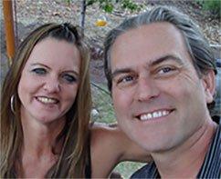 chefs Noelle and John
