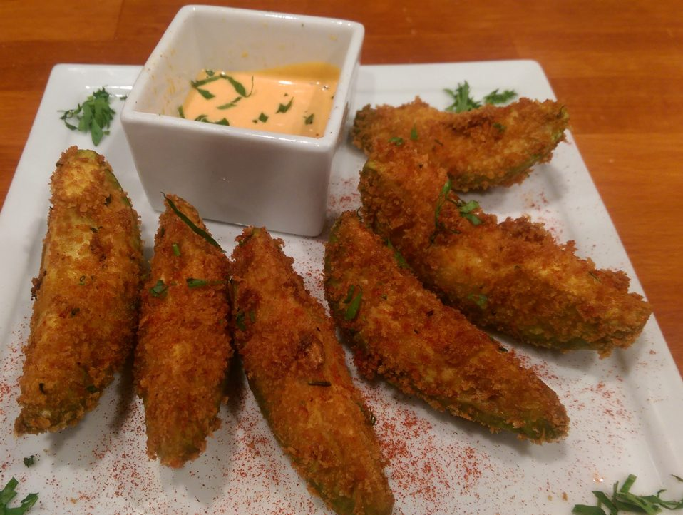 Avocado Fries