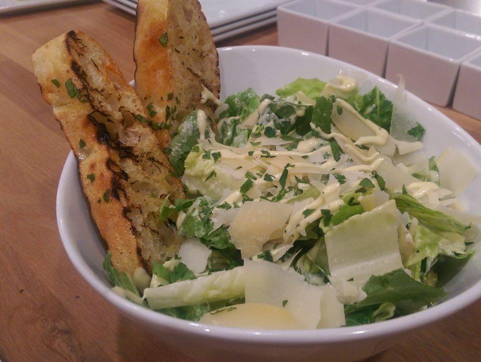 Chefs Ceasar Salad