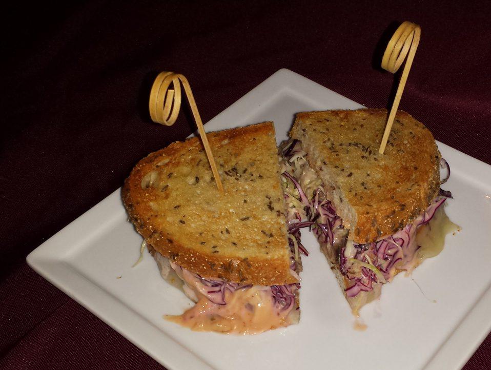 Corned Beef Brisket Sandwich