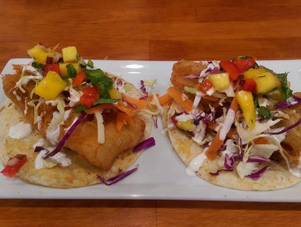 Fish Tacos Special