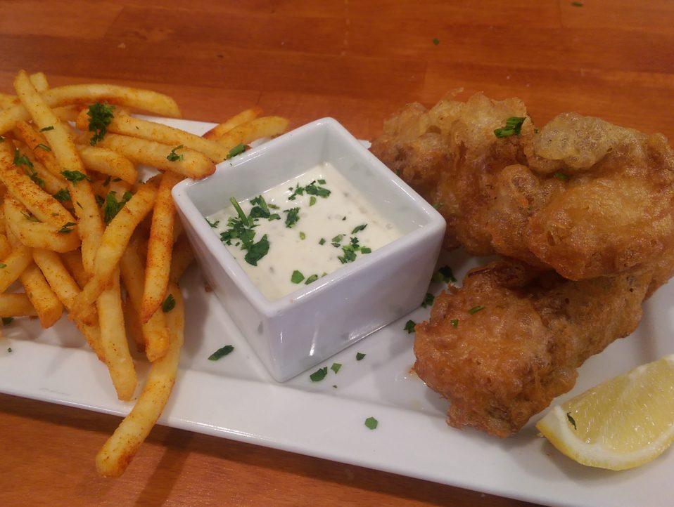 Cod & Fries