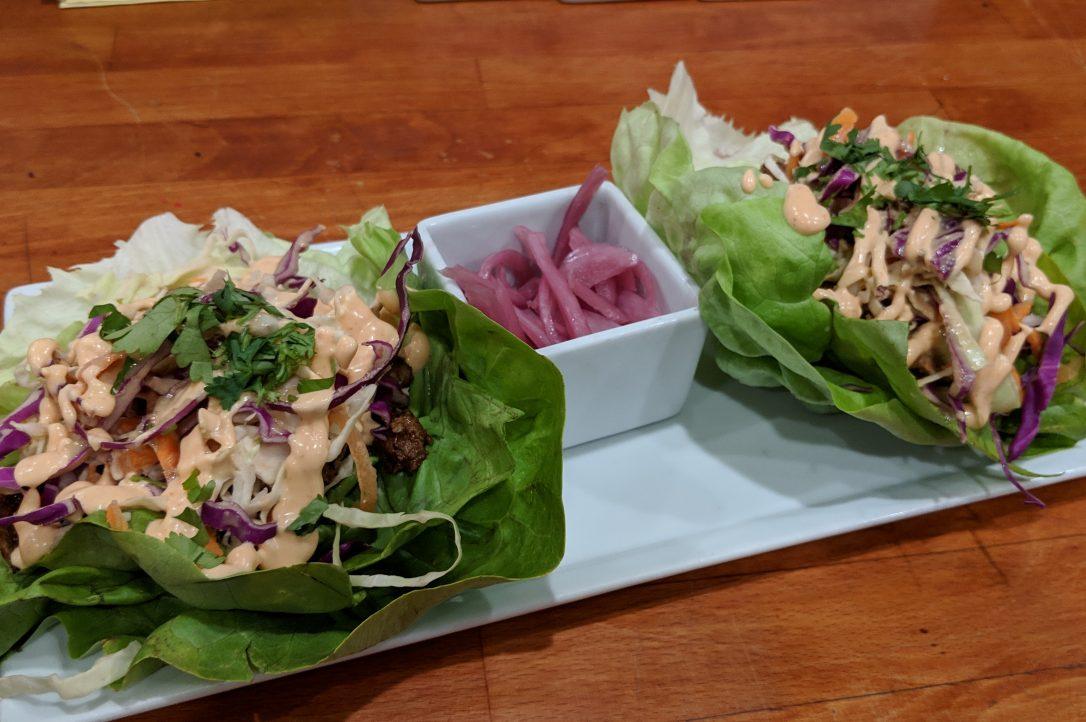 Vietnam Lettuce Wrap